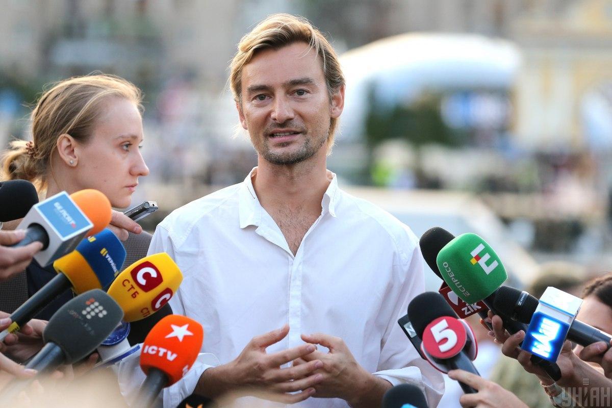 Бадоєв розповів про останнюрепетиціюХоди гідності / фото УНІАН