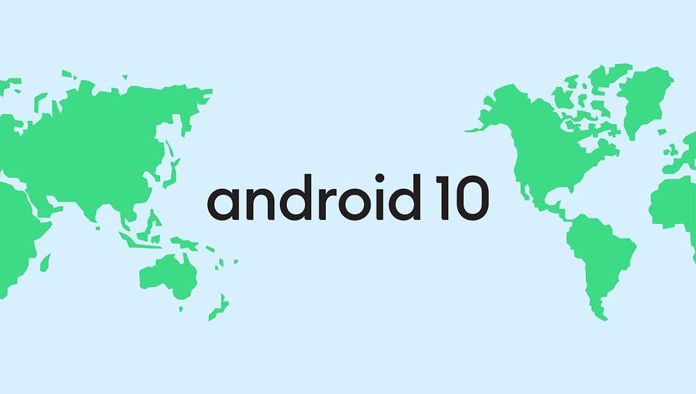 Google лишила Android 10 сладкого названия / фото google