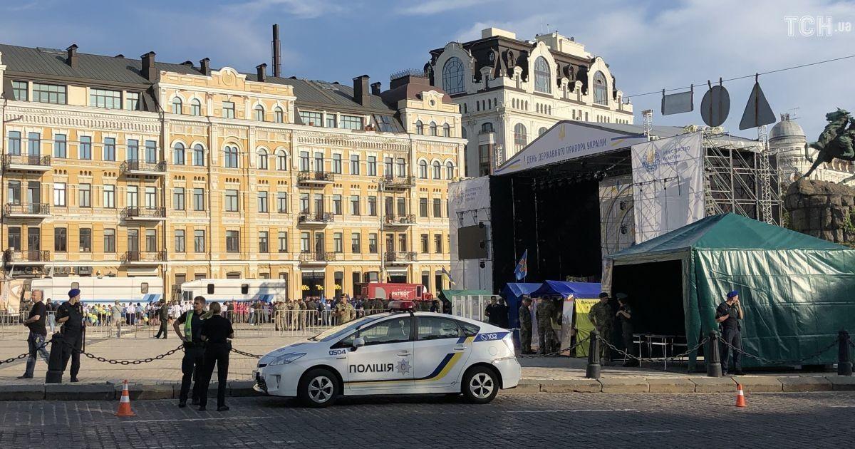 Україна сьогодні відзначає День прапора / фото ТСН