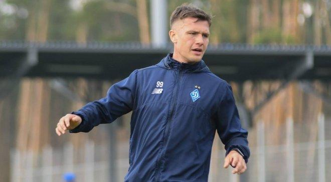 Миккель Дуэлунд в текущем сезоне еще не выходил на поле из-за травмы / фото: dynamo.kiev.ua