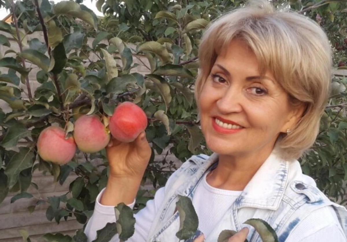Теща Притулы Лилия Сопельник стала виновницей ДТП / фото Facebook Лилия Сопельник