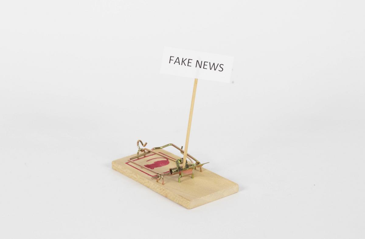 Законопроект предусматривает введение административной и уголовной ответственности за дезинформацию / фото flickr.com/149561324@N03
