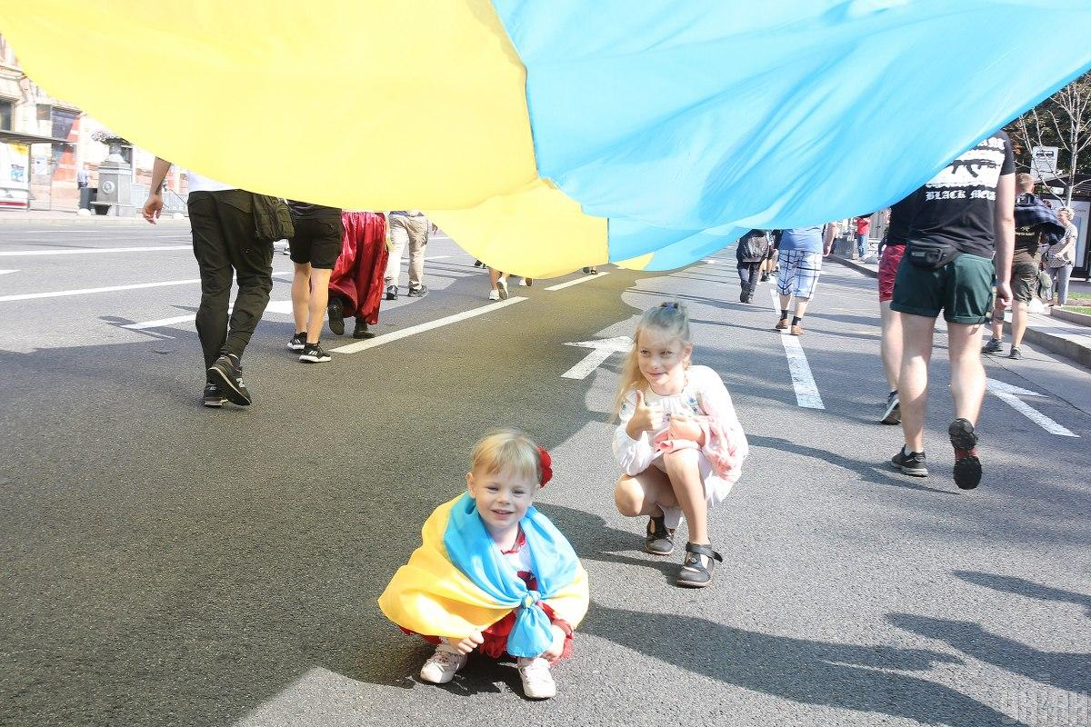 Cреди стратегических задач нового правительства будет улучшение демографической ситуации в стране / фото УНИАН