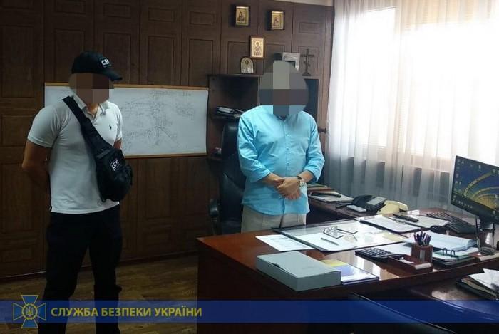СБУ проводит обыски / фото ssu.gov.ua