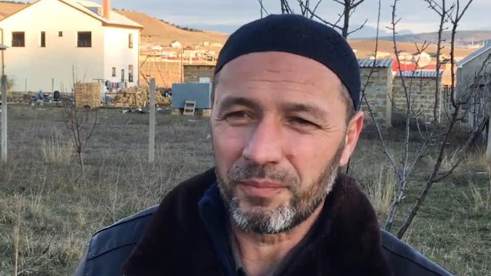 Білял Аділов оголосив сухе голодування/ фото facebook.com/crimeansolidarity