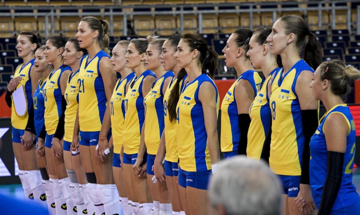 Українки зазнали поразки у першому матчі / фото: cev.eu