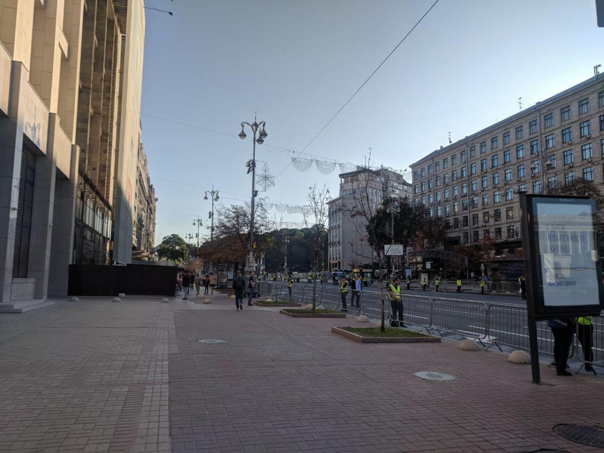 13 тысяч правоохранителей обеспечивают порядок на мероприятиях ко Дню Независимости Украины / фото УНИАН