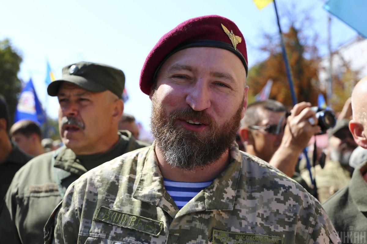 69% опрошенных положительно относятся к учреждению 14 октября государственного праздника Дня защитника Украины / УНИАН