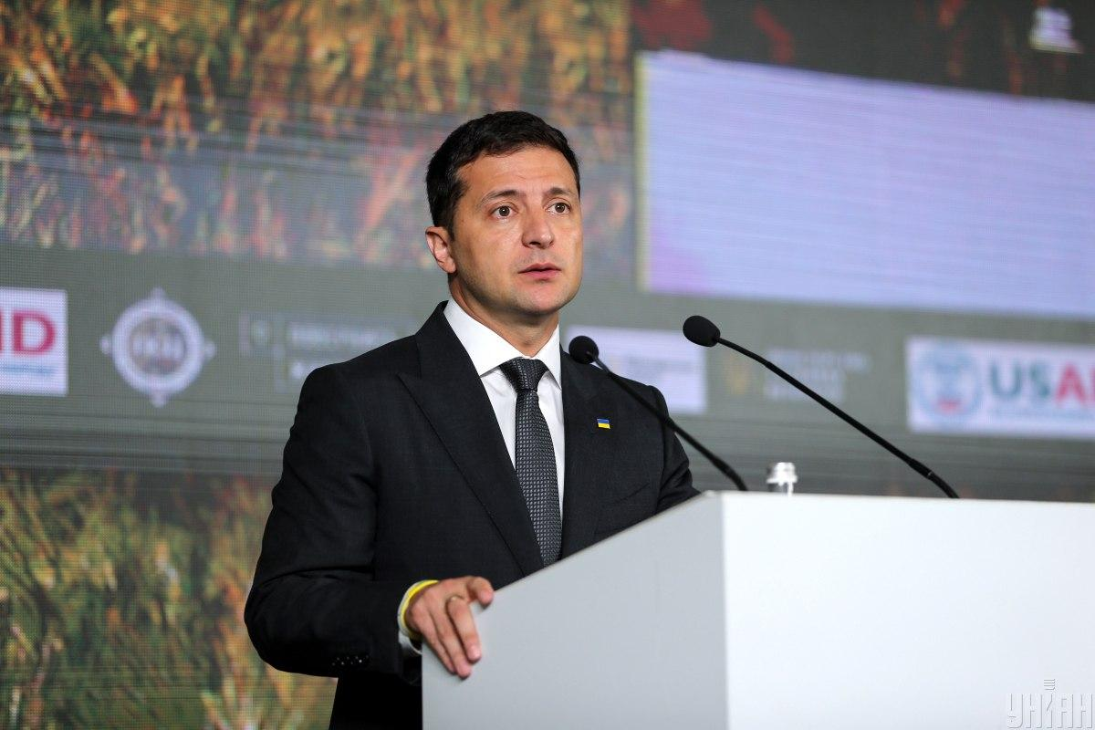 Зеленський заявив, що повинен прийняти рішення про главу уряду на цьому тижні / фото УНІАН
