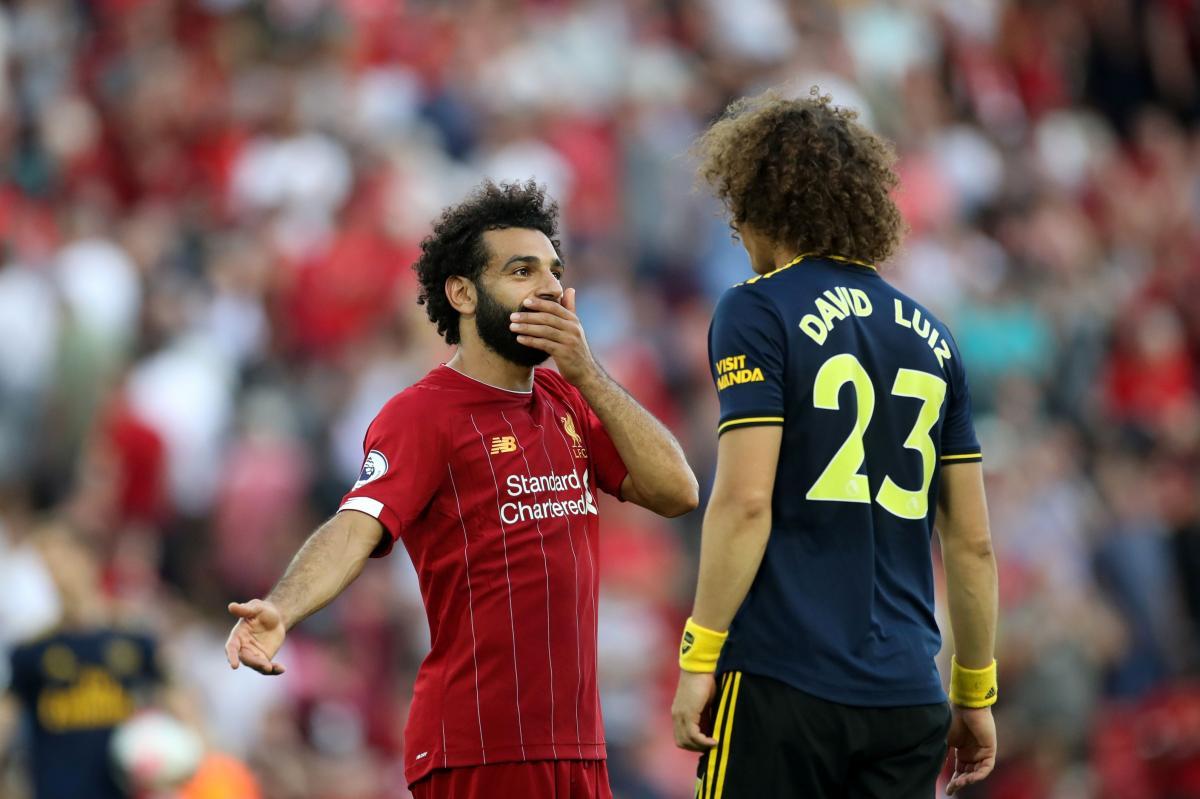Ліверпуль - Арсенал / REUTERS
