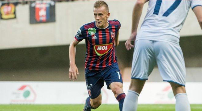 Петряк забил впервые в составе Фехервара / фото: facebook.com/M4Sport