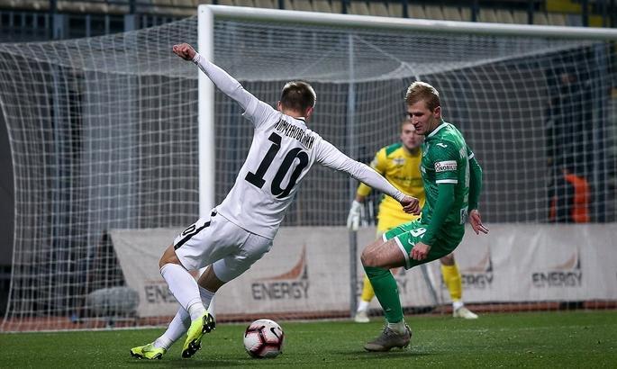 Заря потерпела поражения в двух последних матчах / фото: ФК Заря