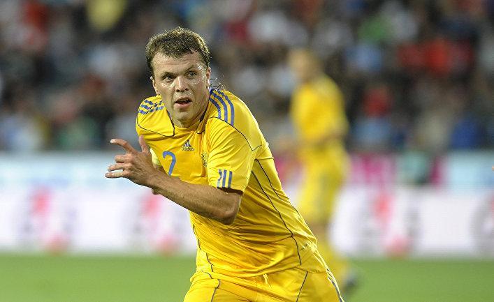 Гай завершив виступи за збірну в 2011-му році / фото: УАФ