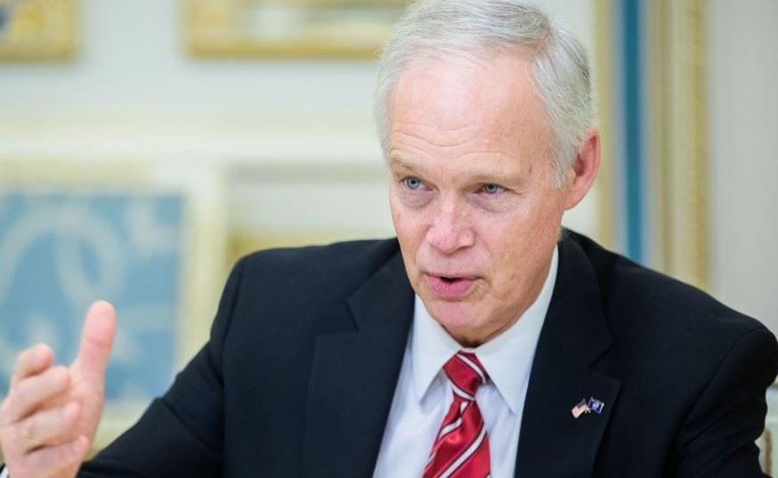 Рон Джонсон получил отказ во въезде в РФ / фото: president.gov.ua