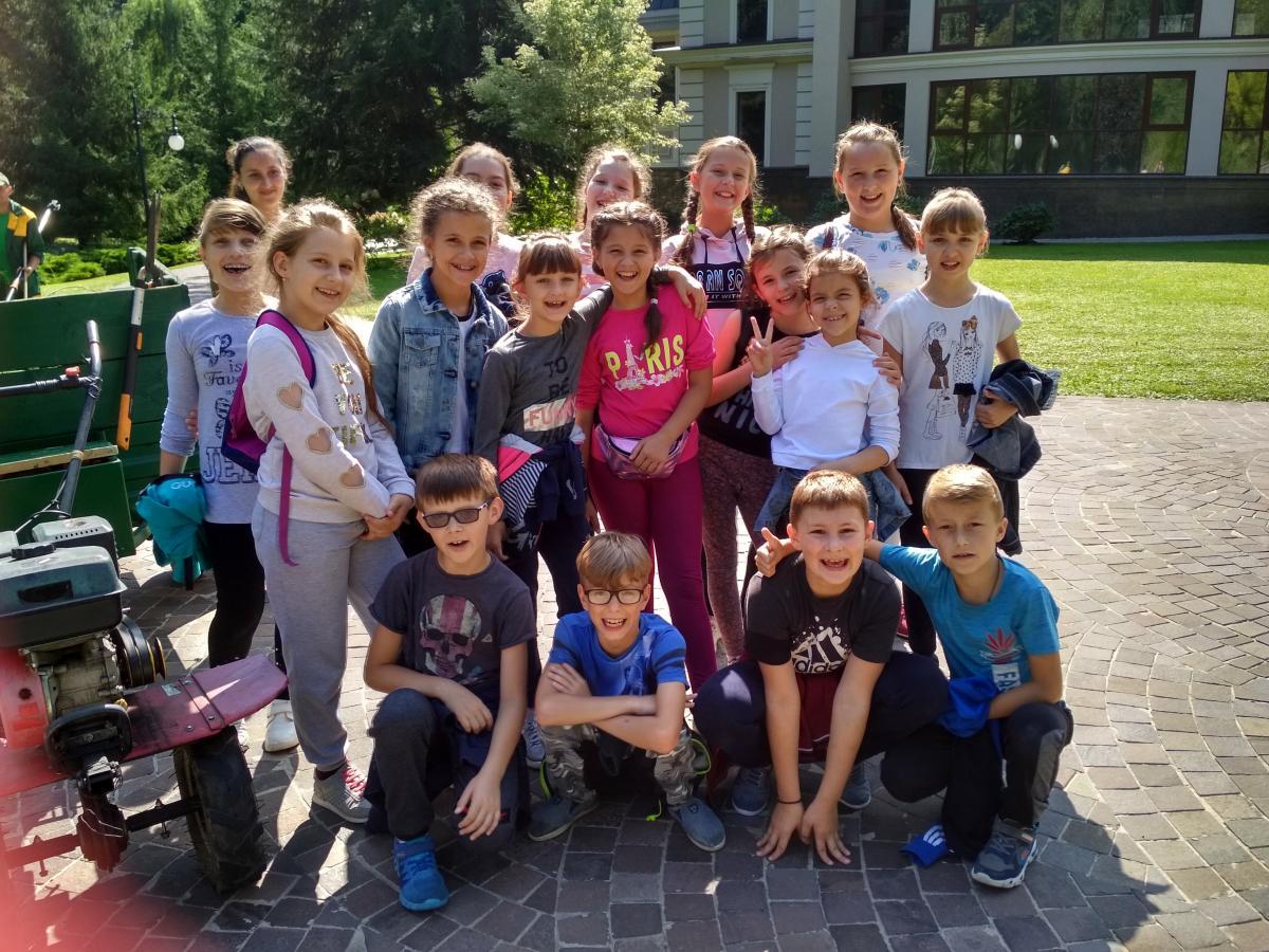 На экскурсию сюда приезжает много детей / Фото УНИАН