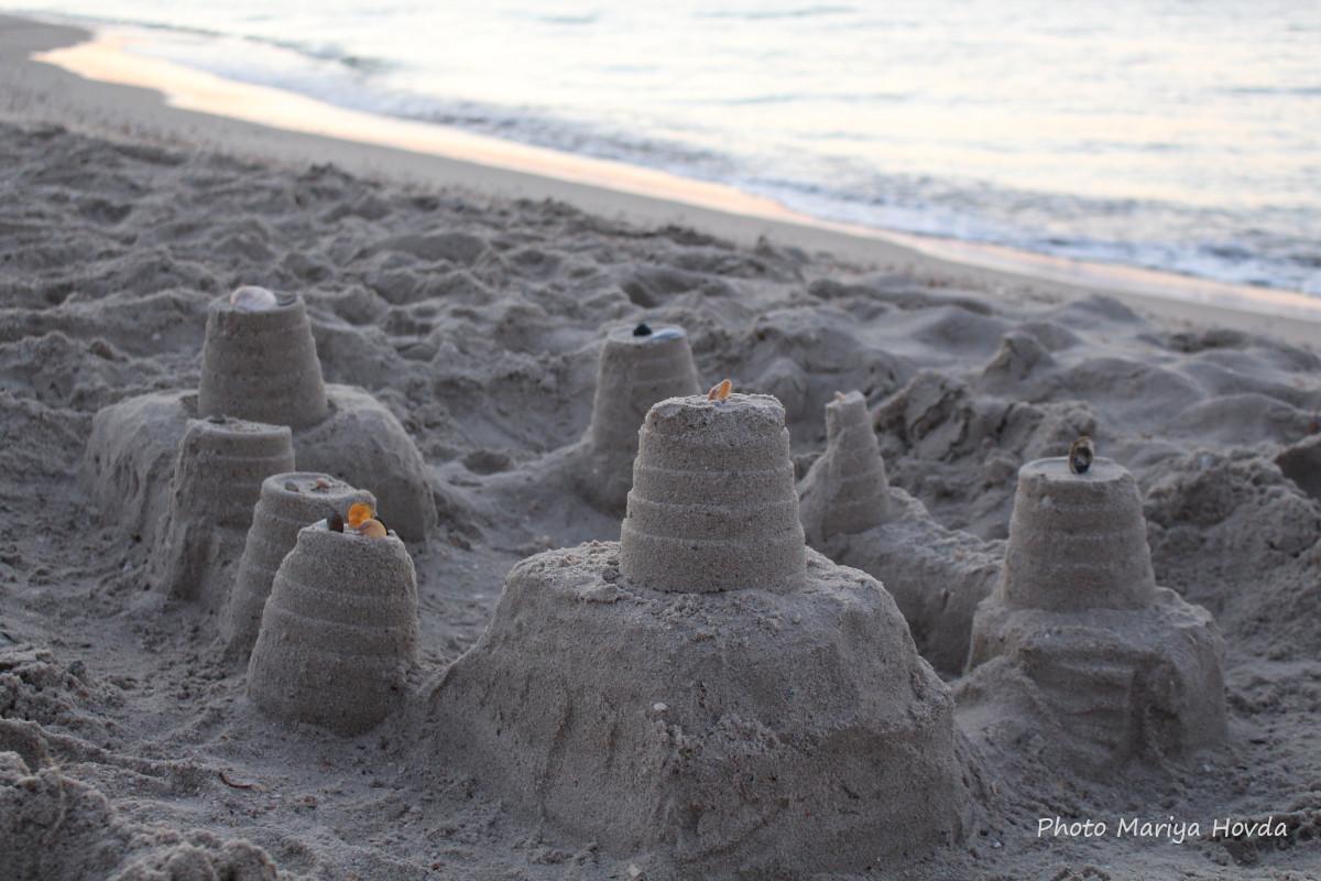 На пляжах у Росєйці усім вистачить місця / фото Mariya Hovda