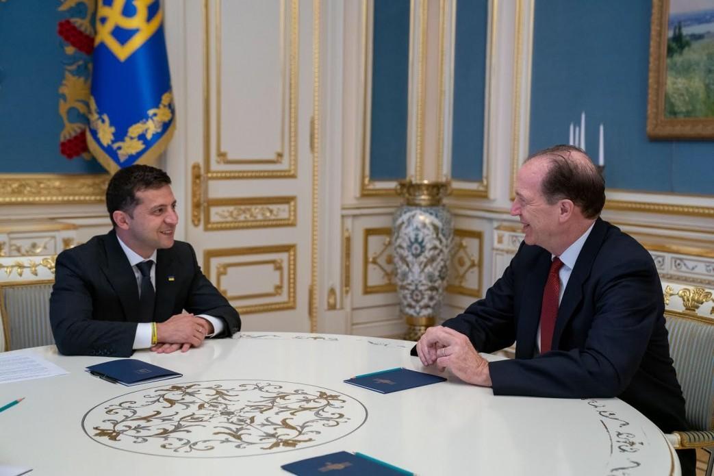 Президент Всемирного банка поведал, как Украине ускорить экономический рост