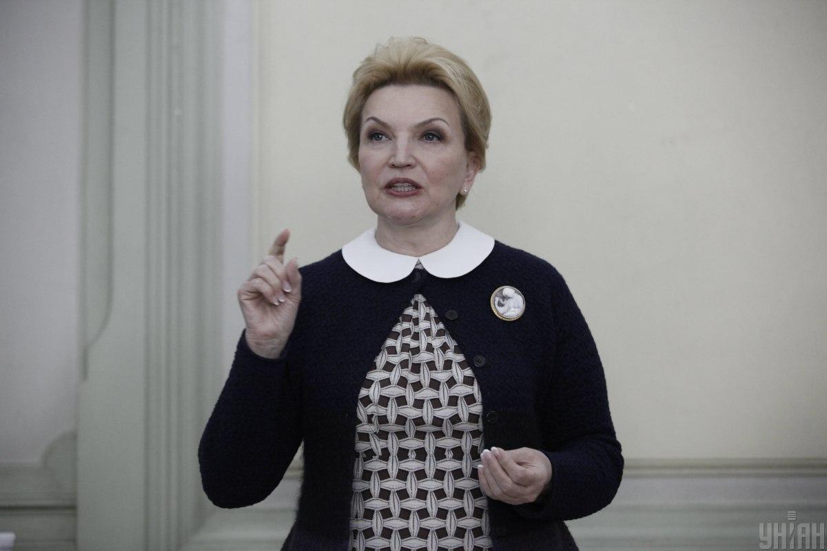 Раиса Богатырева вернулась в Украину / фото УНИАН