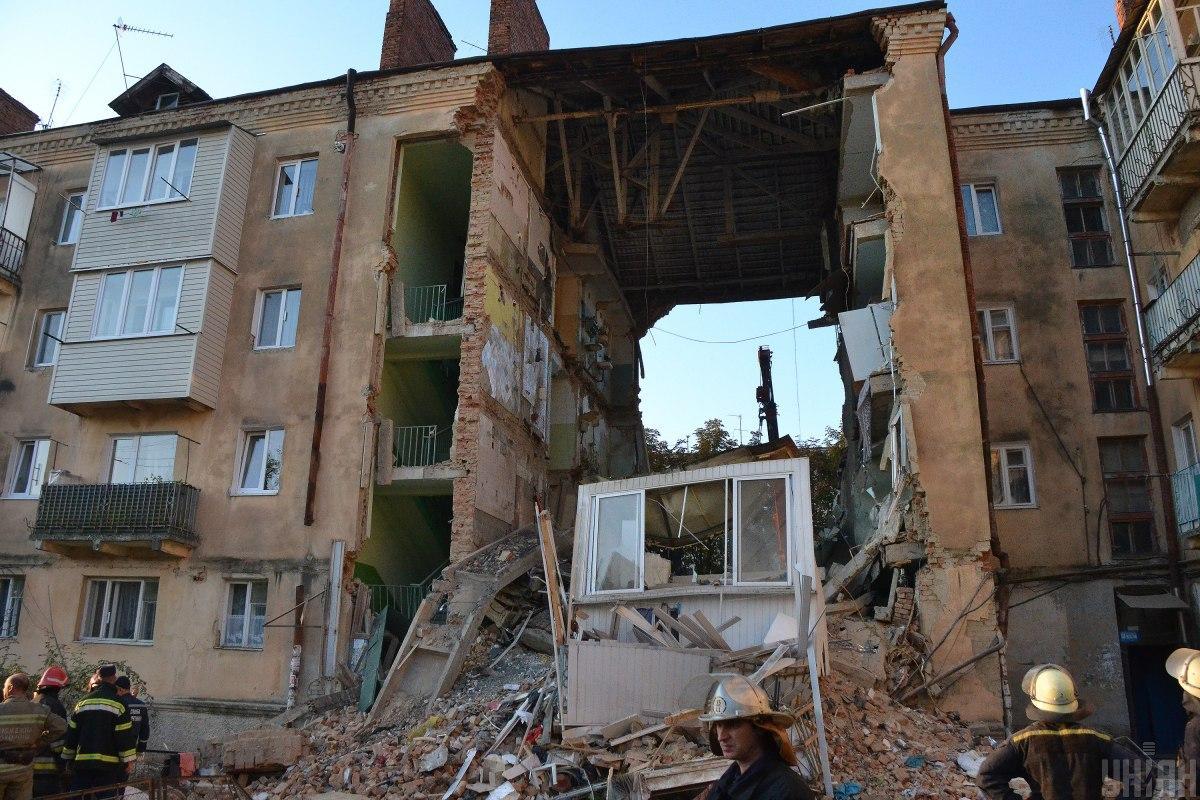 Раніше повідомлялося, що постраждалим виділили з обласного бюджету Львівщини понад 1 млн грн / ДСНС