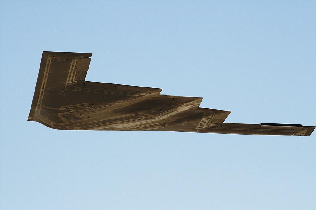 Американские B-2 прилетели в Европу / Flickr/Michael Pereckas