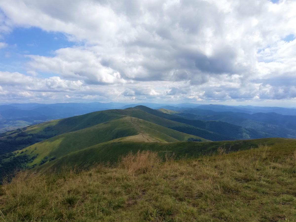 Вид с вершины Большого Верха / Фото Марина Григоренко