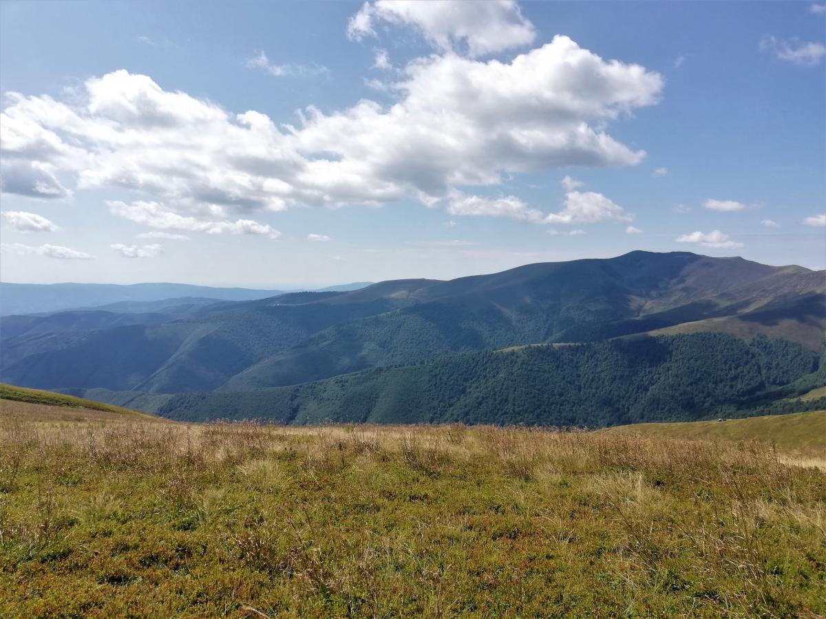 Вид на гору Стой с Гембы / Фото Марина Григоренко