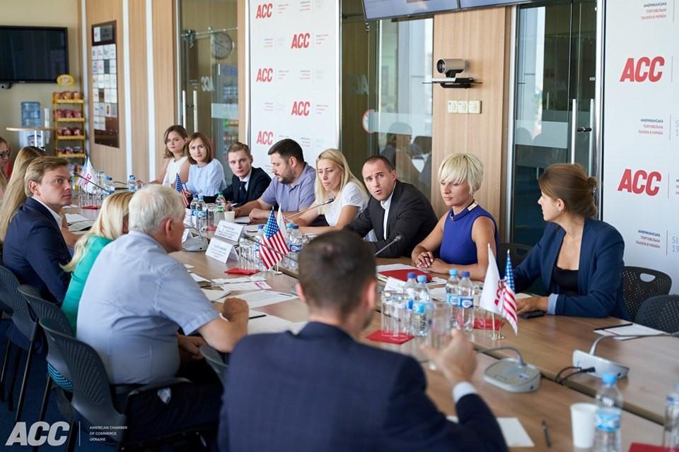 Представники іноземного бізнесу з оптимізмом оцінили початок структурних реформ у ДАБІ України
