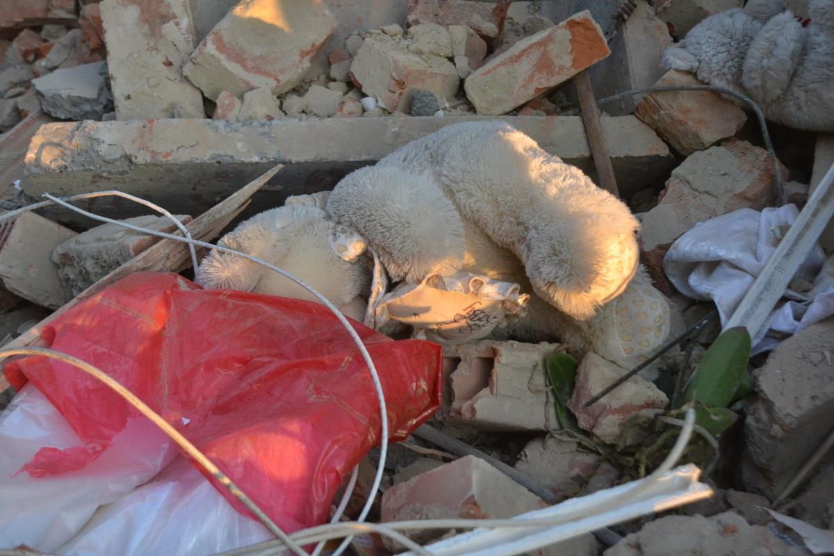 Жертвами трагедии в Дрогобыче стали восемь человек / dsns.gov.ua