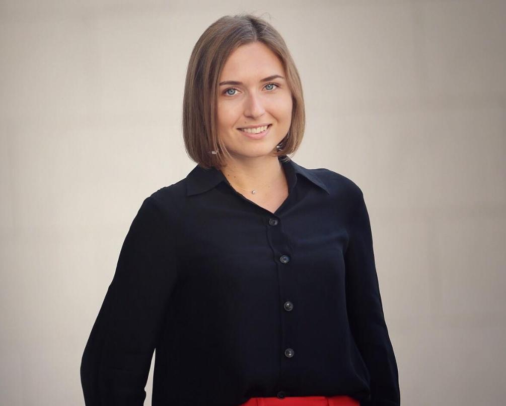 Анна Новосад может стати новым главой МОН / facebook.com/anja.novosad