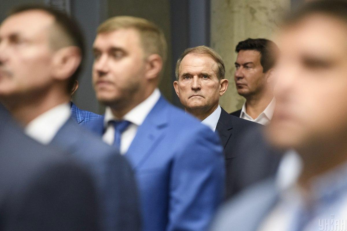 Медведчуку и Козаку подписали 11 мая подозрение / УНИАН