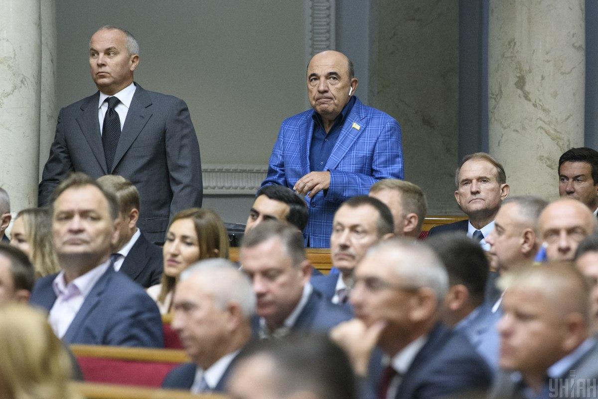 Рабиновича будут учить разговаривать на украинском языке / фото УНИАН