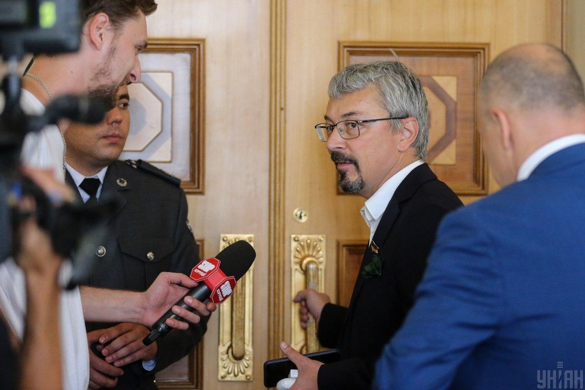 Кандидатура Ткаченка розглядається на посаду голови КМДА / фото УНІАН