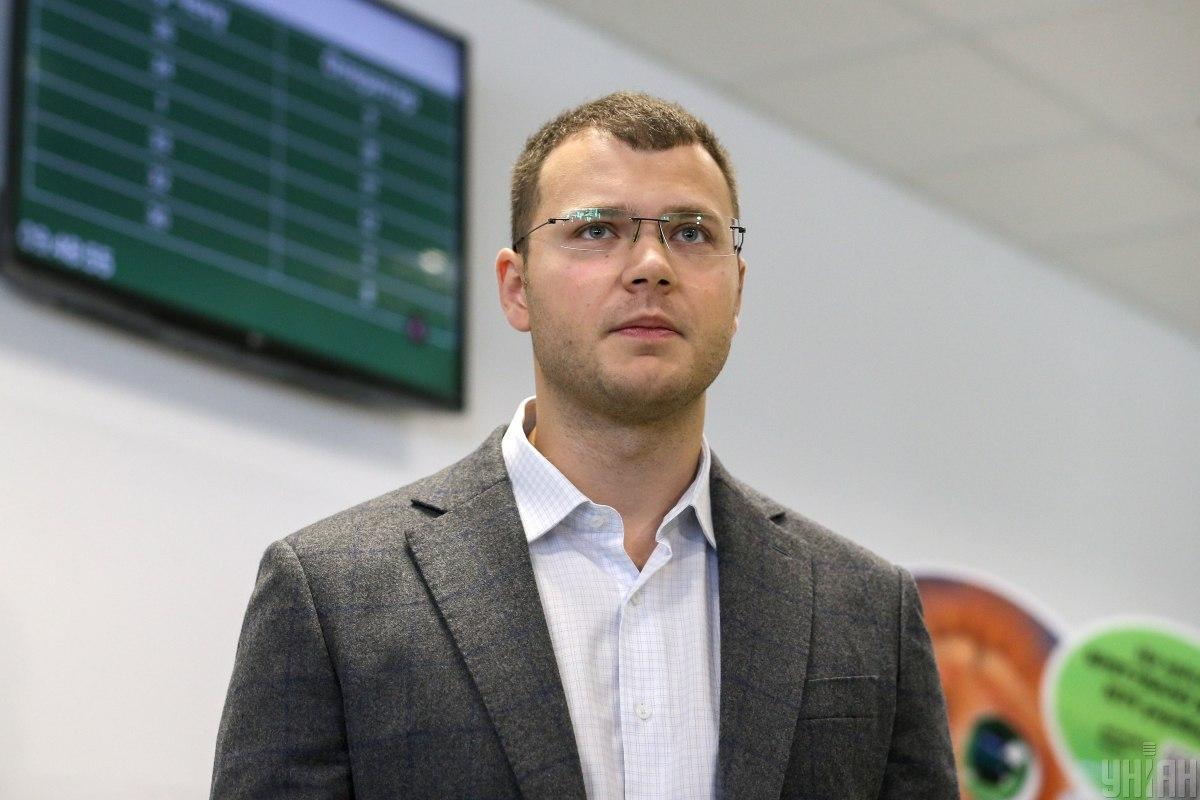 Криклій заявив, що розпочате ним оновлення менеджменту в українських портах триватиме до повного перезавантаження/ фото УНІАН