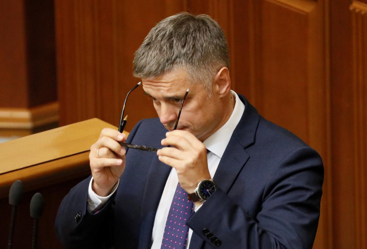 Вадим Пристайко назвал основные пункты этого документа / REUTERS