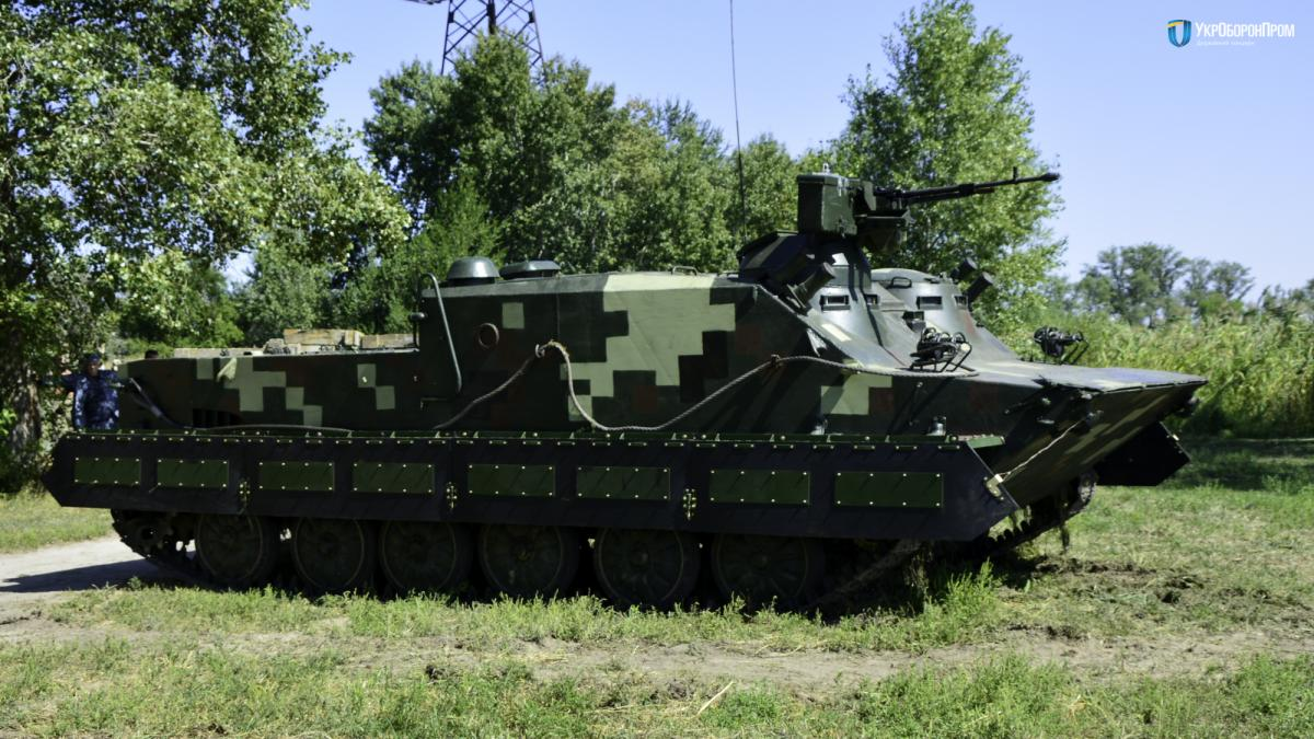 Речь идет о закупке образцов вооружения и военной техники не только иностранного производства / фото «Укроборонпром»