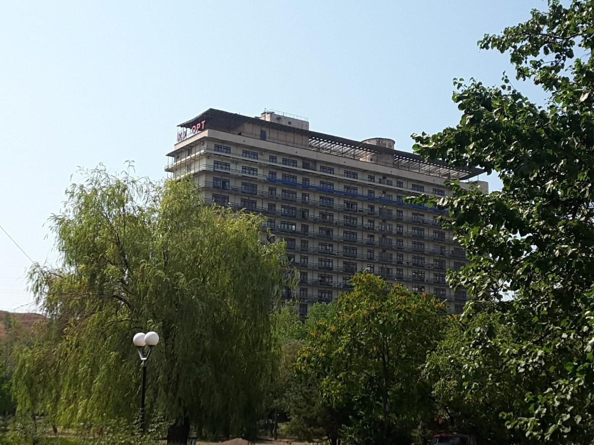 "Одесский курорт ""Куяльник"" / фото УНИАН"