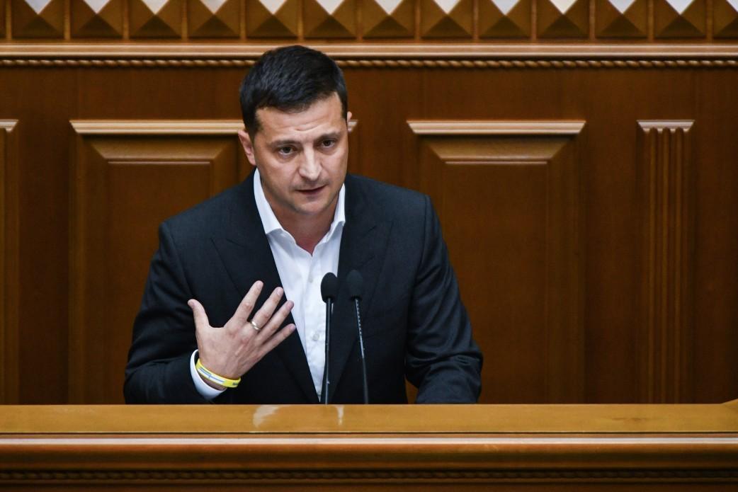 Зеленский рассказал, чего украинцам не хватает для счастья / фото president.gov.ua