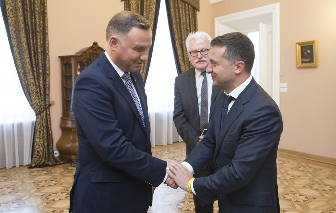 Зеленський та Дуда можуть зустрітися зовсім скоро / president.gov.ua