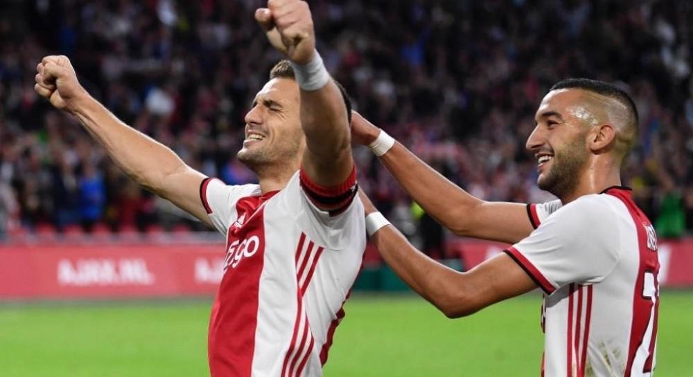 Лига чемпионов: результаты матчей третьего раунда квалификации 13 авгу