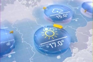 Прогноз погоды в Украине на вторник, 20 августа