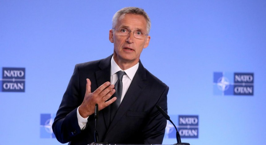 """NATO explains """"dealing with Russia"""""""