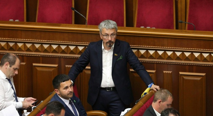 """MP Oleksandr Tkachenko predicts mayoral elections in Kyiv """"closer to spring"""""""