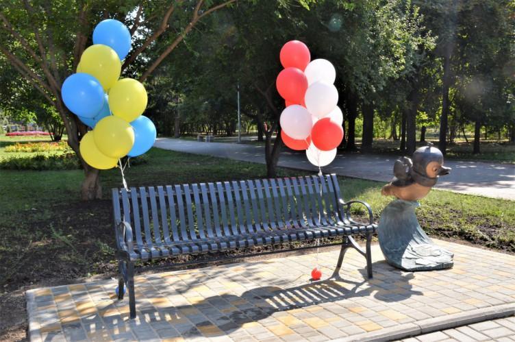 В Одессе открыли статую герою польского мультфильма Пик Поку / фото odesa.depo.ua
