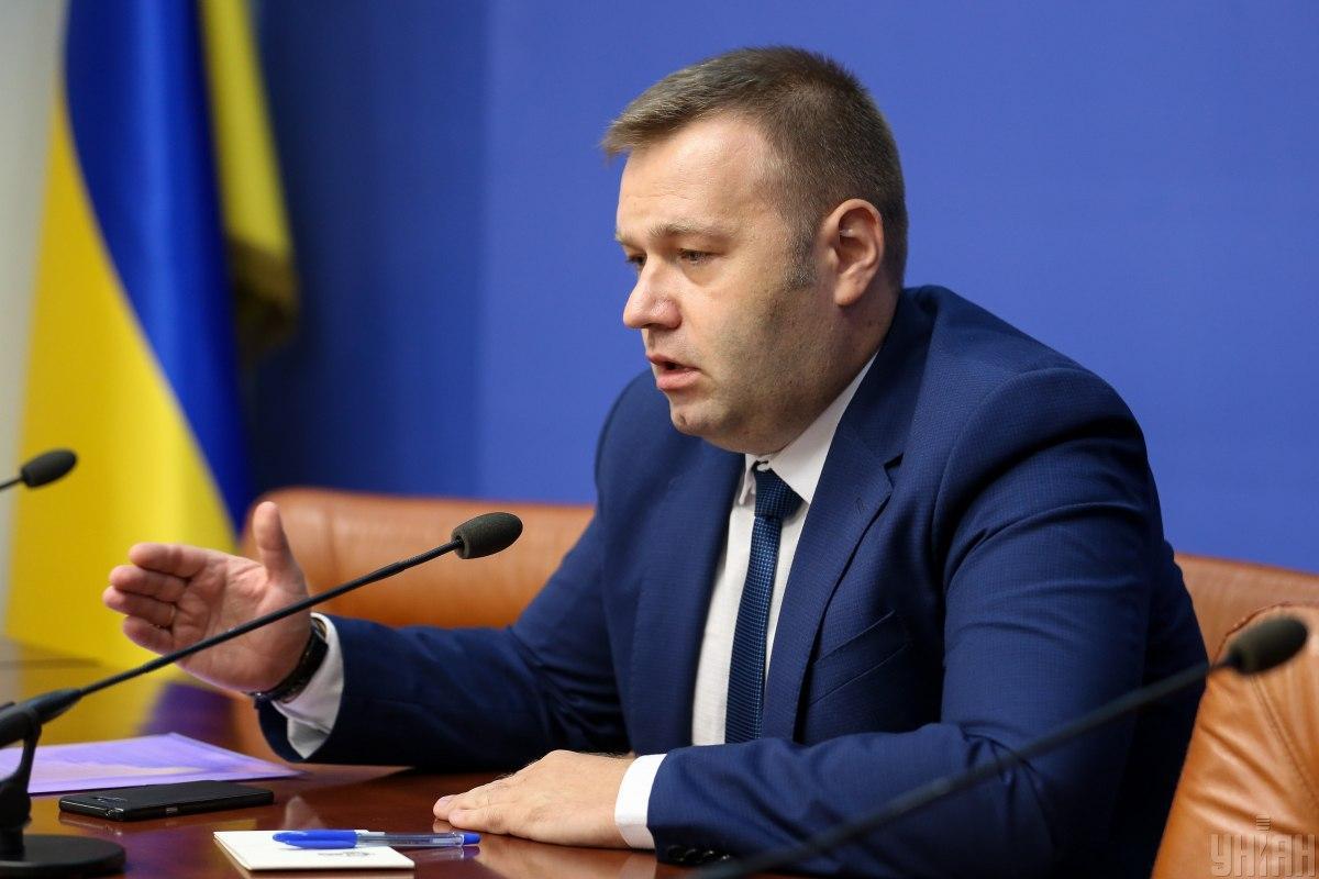 По словам министра, украинская сторона намерена твердо стоять на своей позиции / фото УНИАН