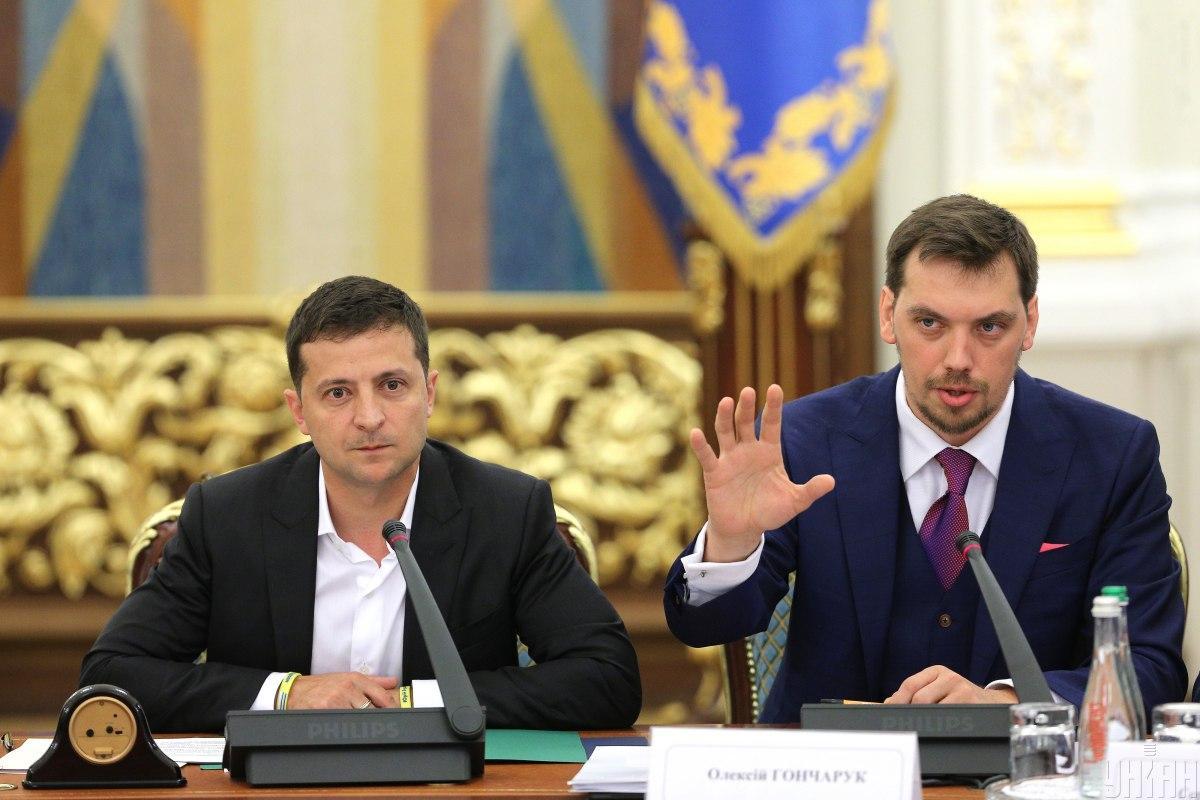 Борьбас контрабандой должна проходить под координацией президента, считает Гончарук/ фото УНИАН