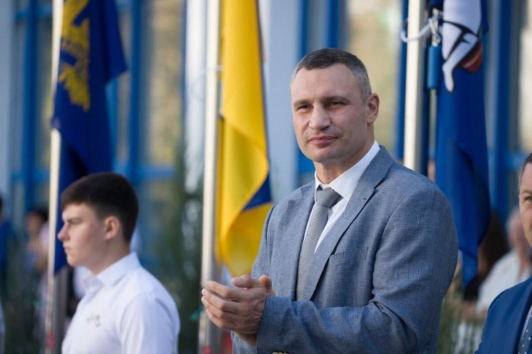 Кличко рассказал о коронавирусе в Киеве / фото пресс-службы мэра Киева
