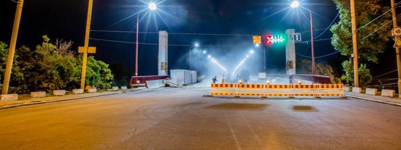 Движение по Новому мосту перекрыто до 14 сентября / фото Источник