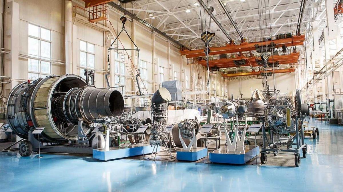 """""""Мотор Сич"""" является ведущим производителем двигателей самолетов и вертолетов / sprotyv.info"""