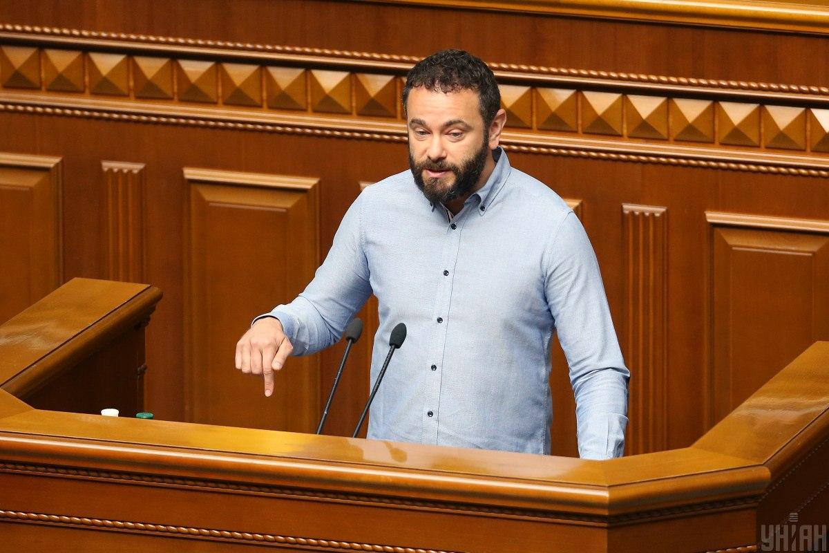 Олександр Дубінський 23 жовтня пройшов перевірку детектором брехні. / фото УНІАН