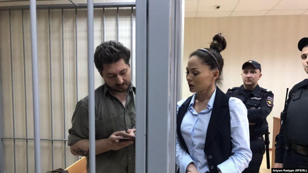 Участника митинга в Москве Кирилла Жукова приговорили к трем годам колонии / фото Артем Радыгин / svoboda.org